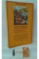HISTORIA ECONÓMICA DE EUROPA (2) SIGLOS XVI Y XVII