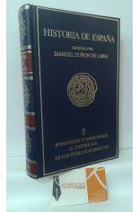 ROMANISMO Y GERMANISMO, EL DESPERTAR DE LOS PUEBLOS HISPÁNICOS (SIGLOS IV-X)