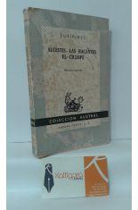 ALCESTIS - LAS BACANTES - EL CÍCLOPE