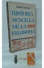 HISTORIA SENCILLA DE LA FILOSOFÍA