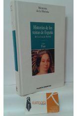 HISTORIAS DE LAS REINAS DE ESPAÑA II. LA CASA DE BORBÓN