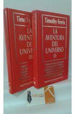 LA AVENTURA DEL UNIVERSO (2 TOMOS). CÓMO SE HAN GESTADO LAS GRANDES TEORÍAS COSMOLÓGICAS