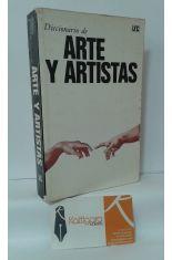 DICCIONARIO DE ARTE Y ARTISTAS