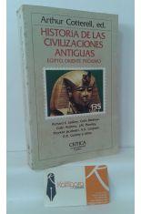 HISTORIA DE LAS CIVILIZACIONES ANTIGUAS. EGIPTO Y ORIENTE PRÓXIMO