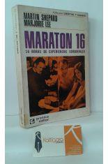 MARATÓN 16. 16 HORAS DE EXPERIENCIAS SENSORIALES