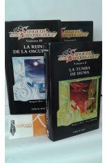 EL RETORNO DE LOS DRAGONES + LA TUMBA DE HUMA + LA REINA DE LA OSCURIDAD (CRÓNICAS DE LA DRAGONLANCE 3 TOMOS, VOL. I,II Y III)
