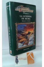 LA LEYENDA DE HUMA (HÉROES DE LA DRAGONLANCE VOLUMEN I)