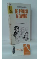 DE PROUST A CAMUS