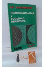 HOMOSEXUALIDAD Y SOCIEDAD REPRESIVA