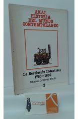 LA REVOLUCIÓN INDUSTRIAL 1750-1850