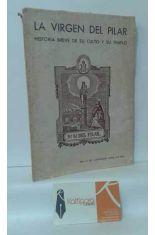 LA VIRGEN DEL PILAR. HISTORIA BREVE DE SU CULTO Y SU TEMPLO