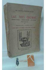 LAS TRES COCINAS. CLÁSICA, FAMILIAR, ALTA COCINA