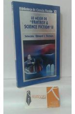 LO MEJOR DE FANTASY & SCIENCE FICTION 2