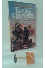 ESPADAS Y DEMONIOS. FAFHRD Y EL RATONERO GRIS 1