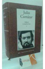 OBRAS COMPLETAS DE JULIO CORTÁZAR TOMO 1. RAYUELA - 62, MODELO PARA AMAR - LIBRO DE MANUEL