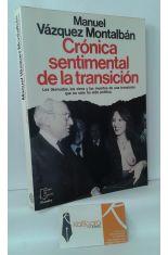 CRÓNICA SENTIMENTAL DE LA TRANSICIÓN