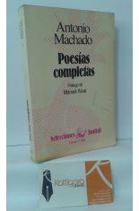 POESÍAS COMPLETAS DE ANTONIO MACHADO