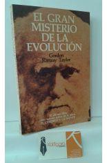 EL GRAN MISTERIO DE LA EVOLUCIÓN
