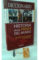 DICCIONARIO DE HISTORIA DE LOS PAÍSES DEL MUNDO 2. DE GUINEA ECUATORIAL A ZIMBABWE