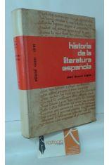 HISTORIA DE LA LITERATURA ESPAÑOLA, EDAD MEDIA