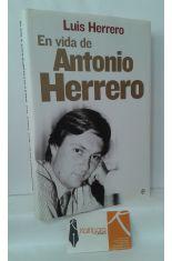 EN VIDA DE ANTONIO HERRERO