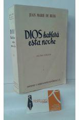 DIOS HABLARÁ ESTA NOCHE