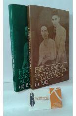 CARTAS A FELICE (2 TOMOS) 1912 Y 1913