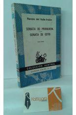 SONATA DE PRIMAVERA - SONATA DE ESTÍO (MEMORIAS DEL MARQUÉS DE BRADOMÍN)