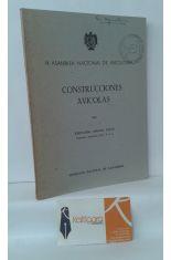 CONSTRUCCIONES AVÍCOLAS. IX ASAMBLEA NACIONAL DE AVICULTURA