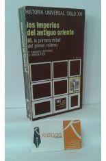 LOS IMPERIOS DEL ANTIGUO ORIENTE III. LA PRIMERA MITAD DEL PRIMER MILENIO