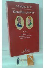 ÓMNIBUS JEEVES. TOMO I: GRACIAS, JEEVES - EL CÓDIGO DE LOS WOOSTER - EL INIMITABLE JEEVES