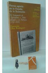 PRENSA AGRARIA EN LA ESPAÑA DE LA ILUSTRACIÓN. EL SEMANARIO DE AGRICULTURA Y ARTES DIRIGIDO A LOS PÁRROCOS (1797-1808)