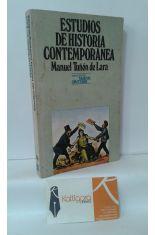 ESTUDIOS DE HISTORIA CONTEMPORÁNEA