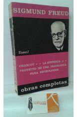 OBRAS COMPLETAS DE SIGMUND FREUD, TOMO 1 (1873-1899).