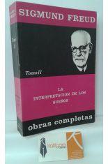 OBRAS COMPLETAS DE SIGMUND FREUD, TOMO 2 (1899-1900). LA INTERPRETACIÓN DE LOS SUEÑOS