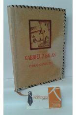 OBRAS COMPLETAS DE GABRIEL Y GALÁN. TOMO 1, CASTELLANAS - NUEVAS CASTELLANAS - EXTREMEÑAS
