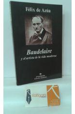 BAUDELAIRE Y EL ARTISTA DE LA VIDA MODERNA