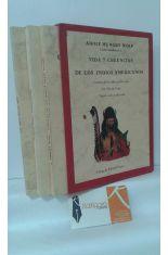 VIDAS Y CREENCIAS DE LOS INDIOS AMERICANOS (3 TOMOS)