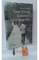 HANS-GEORG GADAMER, UNA BIOGRAFÍA
