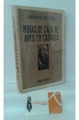 NOTAS DE CAZA DE AVES EN CASTILLA