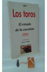 LOS TOROS. EL ESTADO DE LA CUESTIÓN 1993