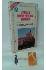 LEYENDAS Y CUENTOS POPULARES ESPAÑOLES