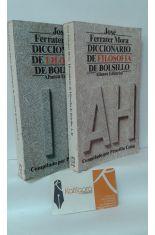 DICCIONARIO DE FILOSOFÍA DE BOLSILLO (2 TOMOS)