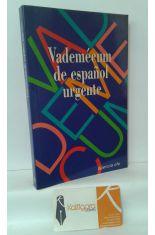 VADEMÉCUM DE ESPAÑOL URGENTE