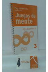 AGILIDAD MENTAL. JUEGOS DE MENTE 3