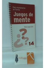 PERCEPCIÓN. JUEGOS DE MENTE 14