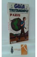 GUÍA TROTAMUNDOS PARÍS 1986/87