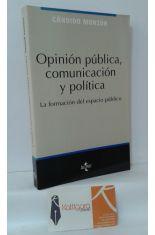 OPINIÓN PÚBLICA, COMUNICACIÓN Y POLÍTICA. LA FORMACIÓN DEL ESPACIO PÚBLICO