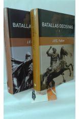 BATALLAS DECISIVAS (TOMOS I Y II)