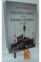 HISTORIA NAVAL DE LA GRAN GUERRA